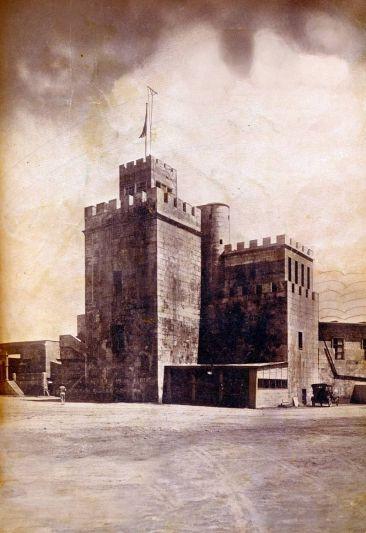 TORRES DEL HOMENAJE 1924